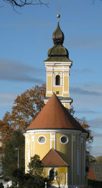 Kirche Sankt Vitus