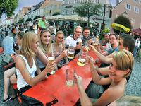 Stimmung auf dem Altstadtfest