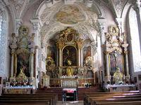 Altar Heilig Blut