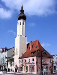 Frauenkircherl auf dem Schrannenplatz