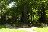 Denkmal am grünen Markt