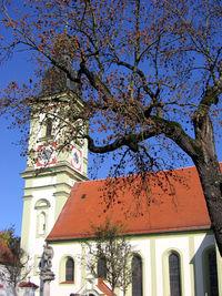 Kirche Sankt Martin